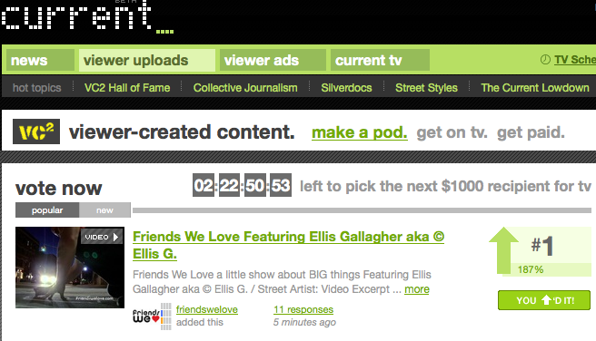 Friends Love Ellis Wins Current Leaderboard Video The